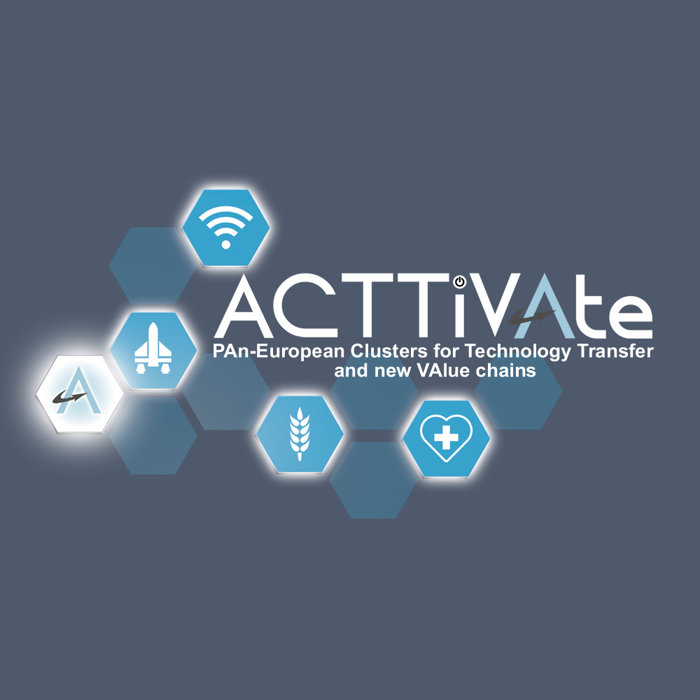ACTTiVAte: enabling new cross-sectoral value chains from technology transfer among Aerospace, Health, Agrifood and ICT