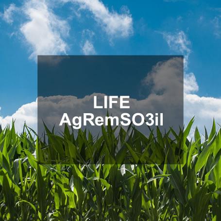 LIFE AgremSoil: proyecto piloto para desarrollar y ajustar una nueva tecnología para la remediación de agroquímicos de los suelos de granjas mediante la combinación de la solarización y la ozonización in situ.