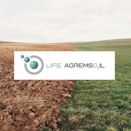 Life AgRemSO3il: proyecto piloto que desarrollará y pondrá a escala de finca una nueva tecnología, con sus técnicas asociadas, para la descontaminación agroquímica de los suelos de fincas agrícolas mediante la combinación de la solarización y la ozonización in situ.